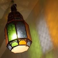 детали: марокканский фонарь